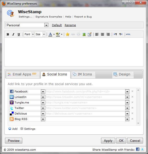 En god emailsignatur er vigtig