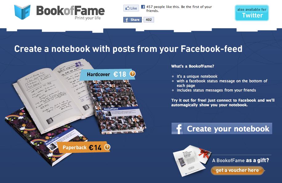 Fjollet lørdag – Facebookcitater i bogform