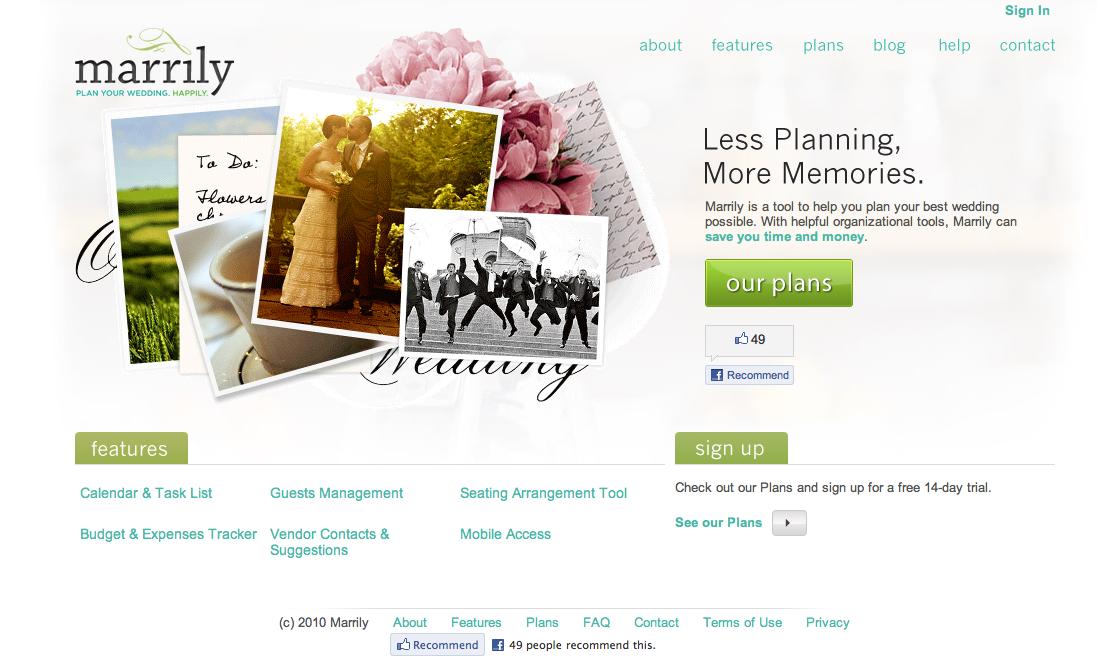 Marrily – Det perfekte bryllup kræver god planlægning