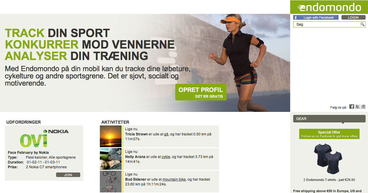 Podcast # 11 – Interview med Endomondo