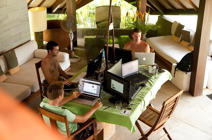 Project Getaway inviterer dig til Bali