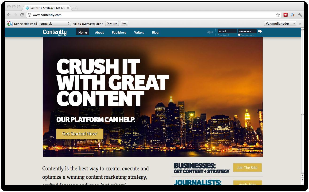 Crowdsourcing af webindhold – for og imod
