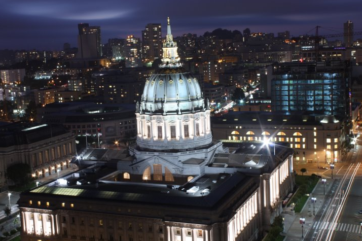 Silicon Valley by night # 1 – Podcast live fra San Francisco
