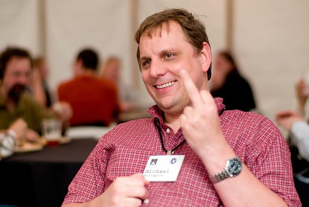 Breaking news – Techcrunch stifter forlader posten