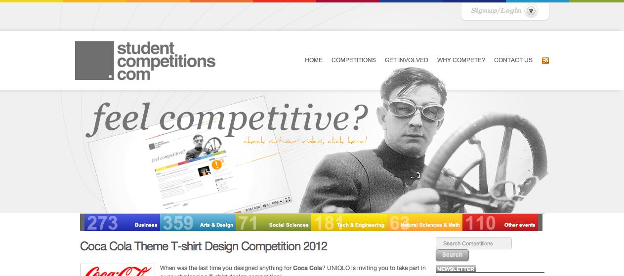 Studentcompetitions lader studerende konkurrere sig til succes