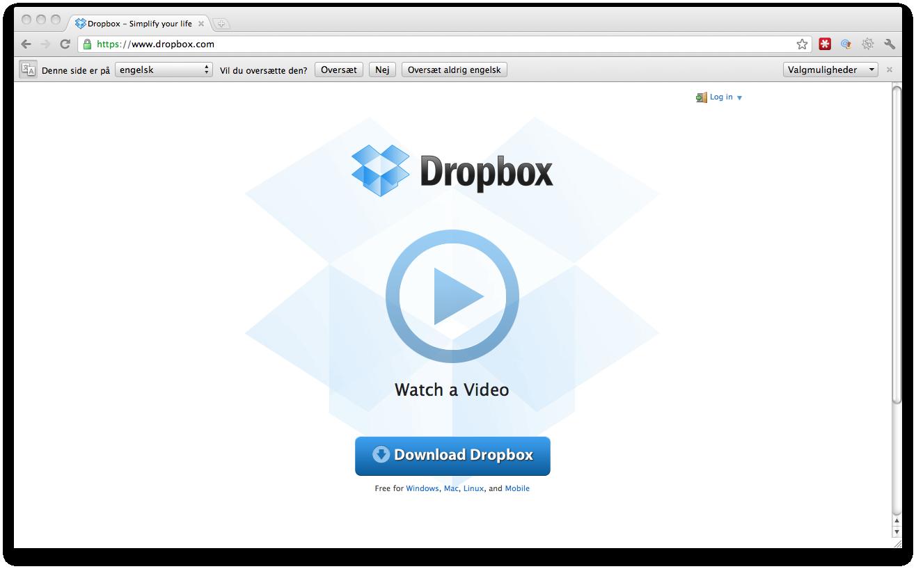 Dropbox – Er de klar til fremtiden?