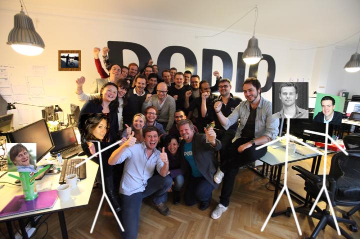 Tech-Toolbox: Podio bevarer startup-følelsen