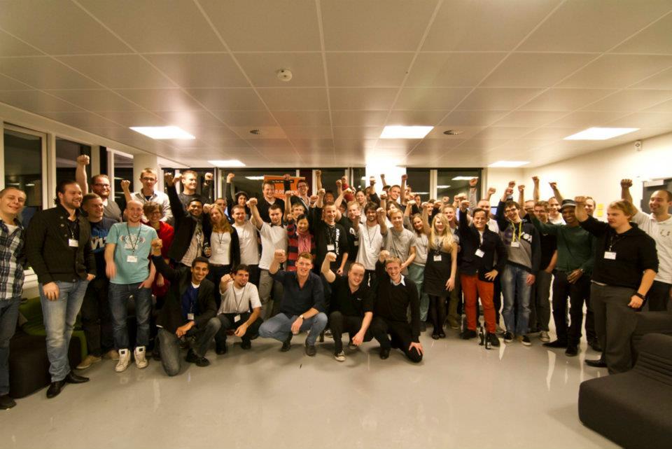 Startup Weekend rammer Danmark igen