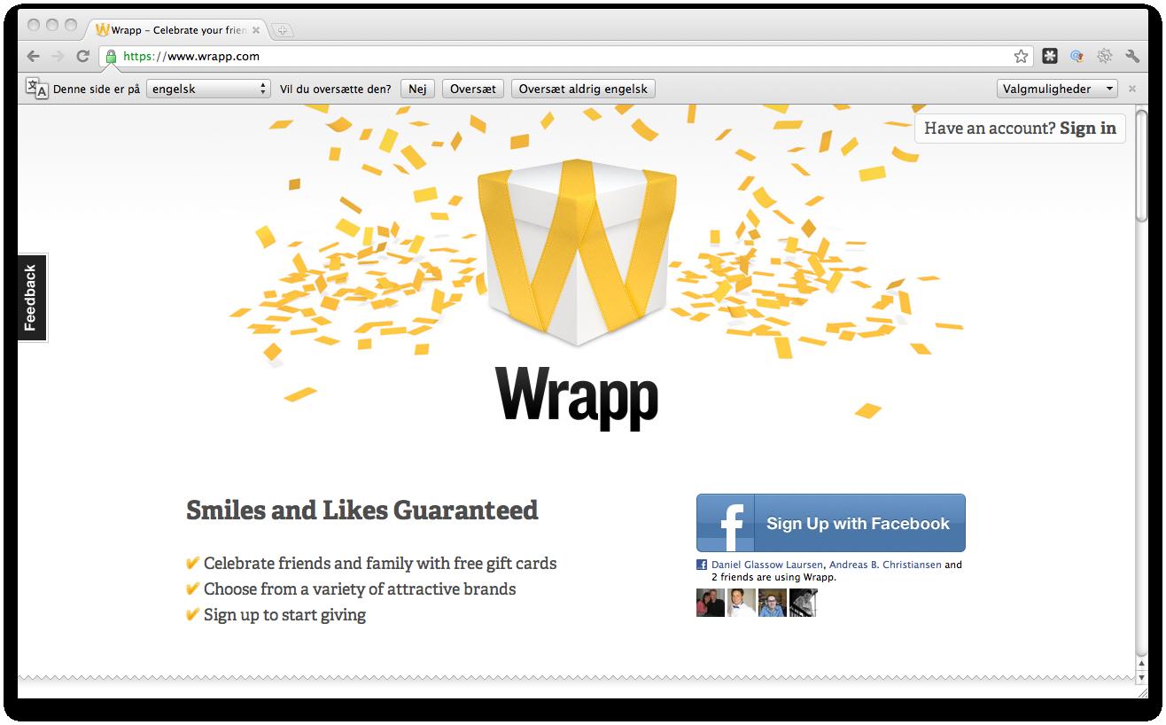 Wrapp rejser $15 millioner i serie B funding