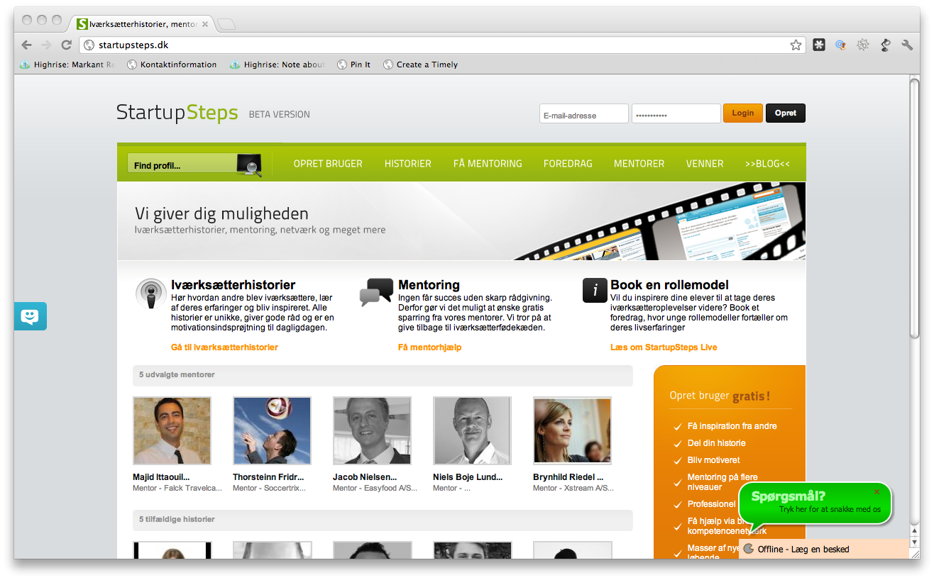 Podcast # 75 – Interview med Brian Gjerstrup – Startupsteps