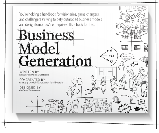 Boganbefaling #7 – Business Model Generation