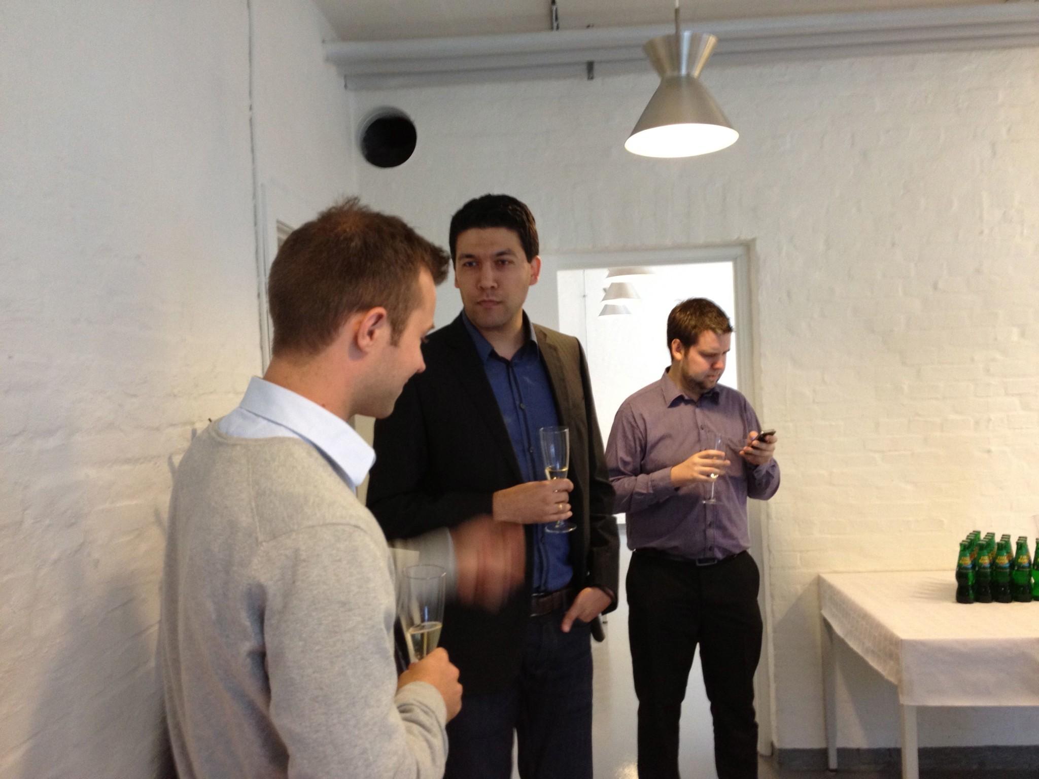 Startupsteps 1. års fødselsdag – Interview med Navid Ostadian-Binai