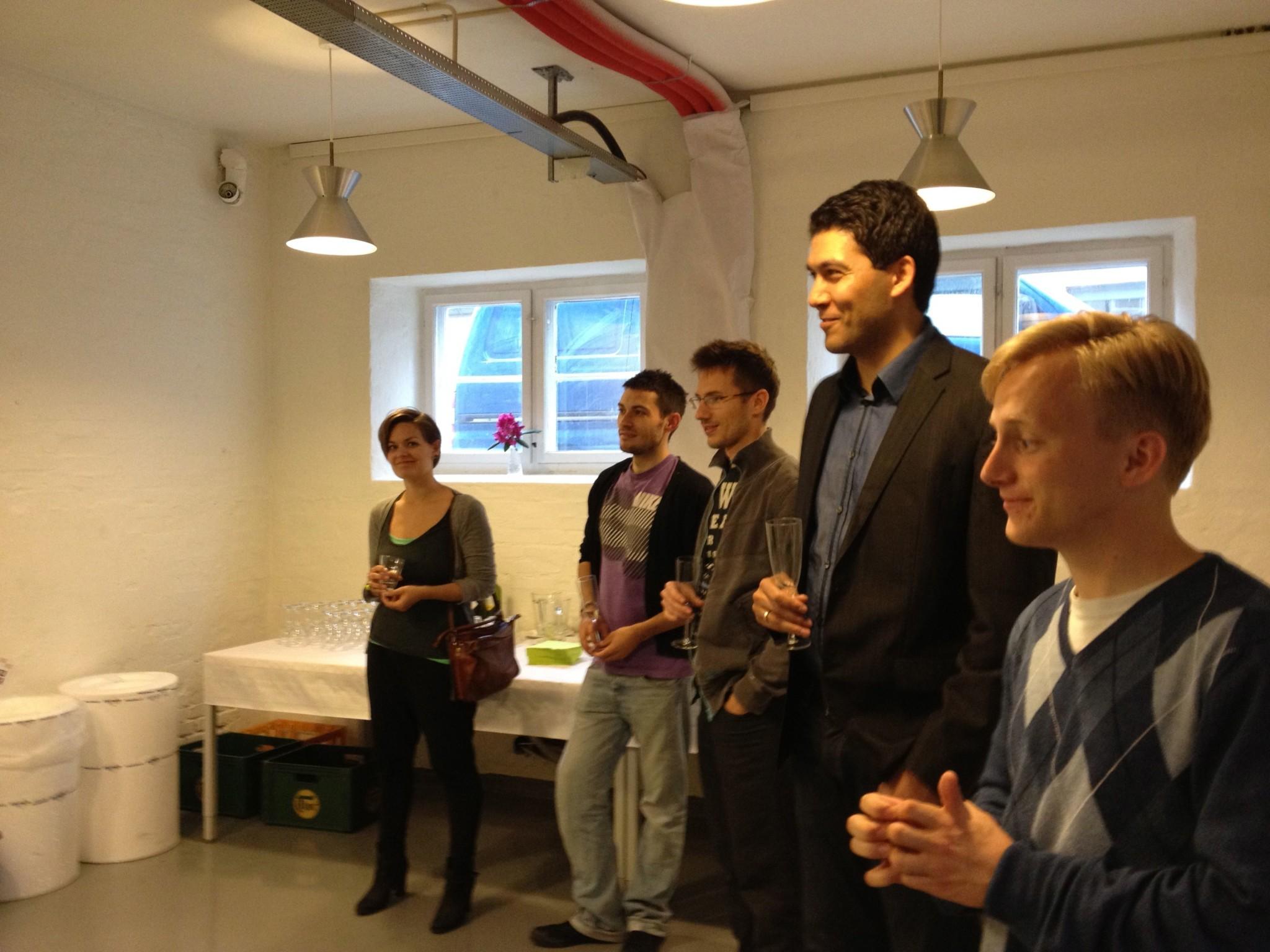 Startupsteps 1. års fødselsdag – Interview med Magnus Petersen-Paaske