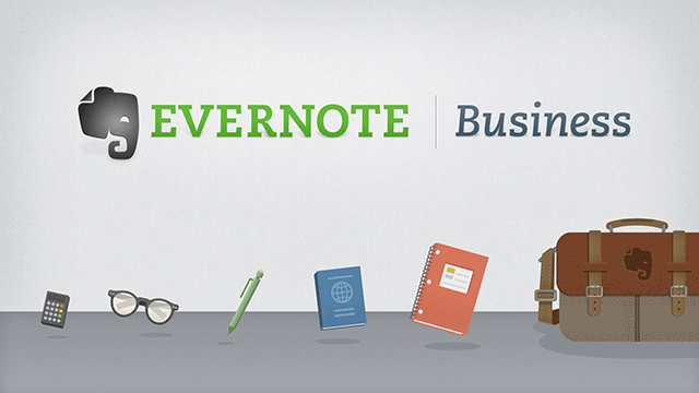 ETC12 // Evernote lancerer 'Evernote for Business'