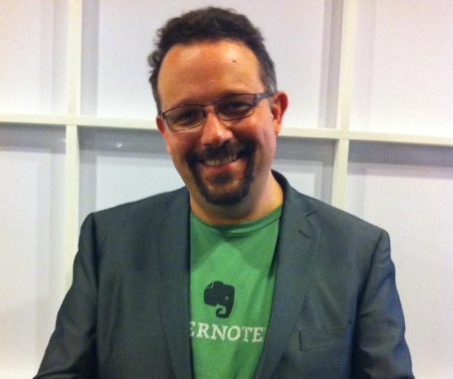 """ETC12 // Interview med Evernote CEO, Phil Libin: """"Nu er den bedste tid at være iværksætter"""""""