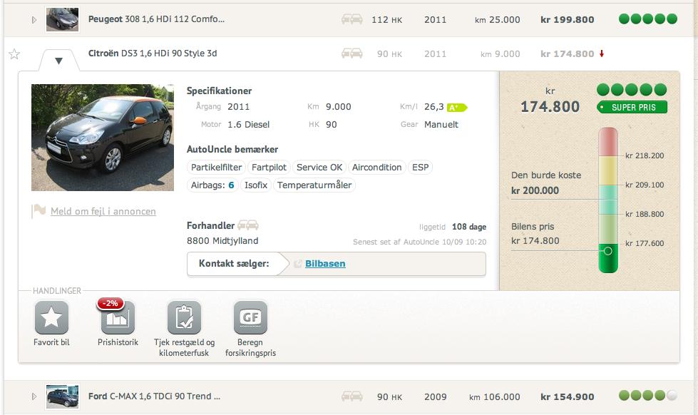 Autouncle lancerer apps og udvider deres forretningsmodel
