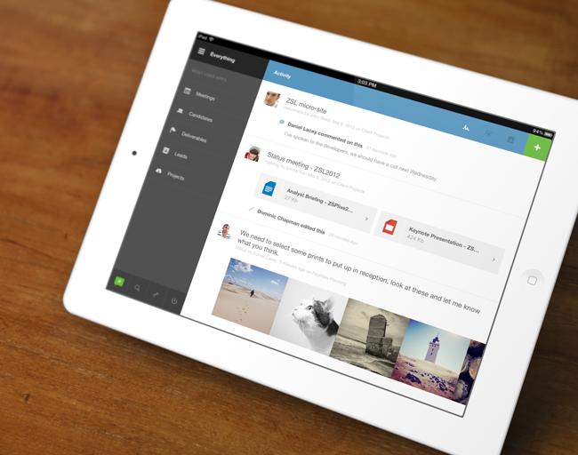"""""""Danske"""" Podio genopfinder deres iPad app"""