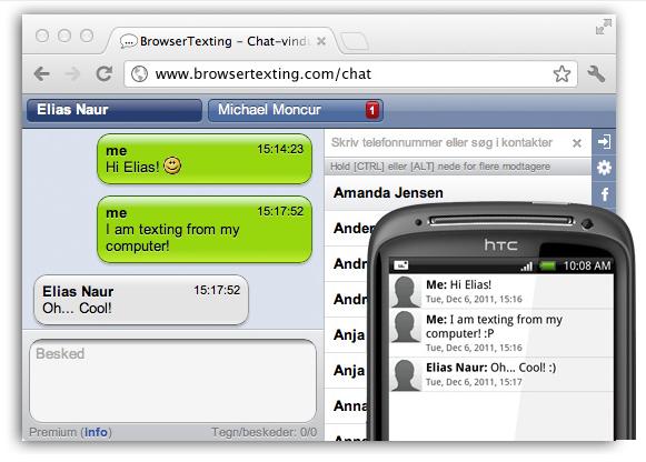 Dansk SMS-app får international succes