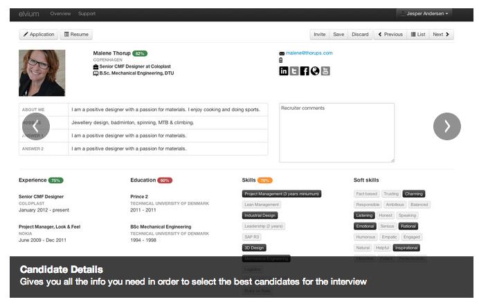 Dansk startup, Elvium, automatiserer og screener jobansøgninger smartere