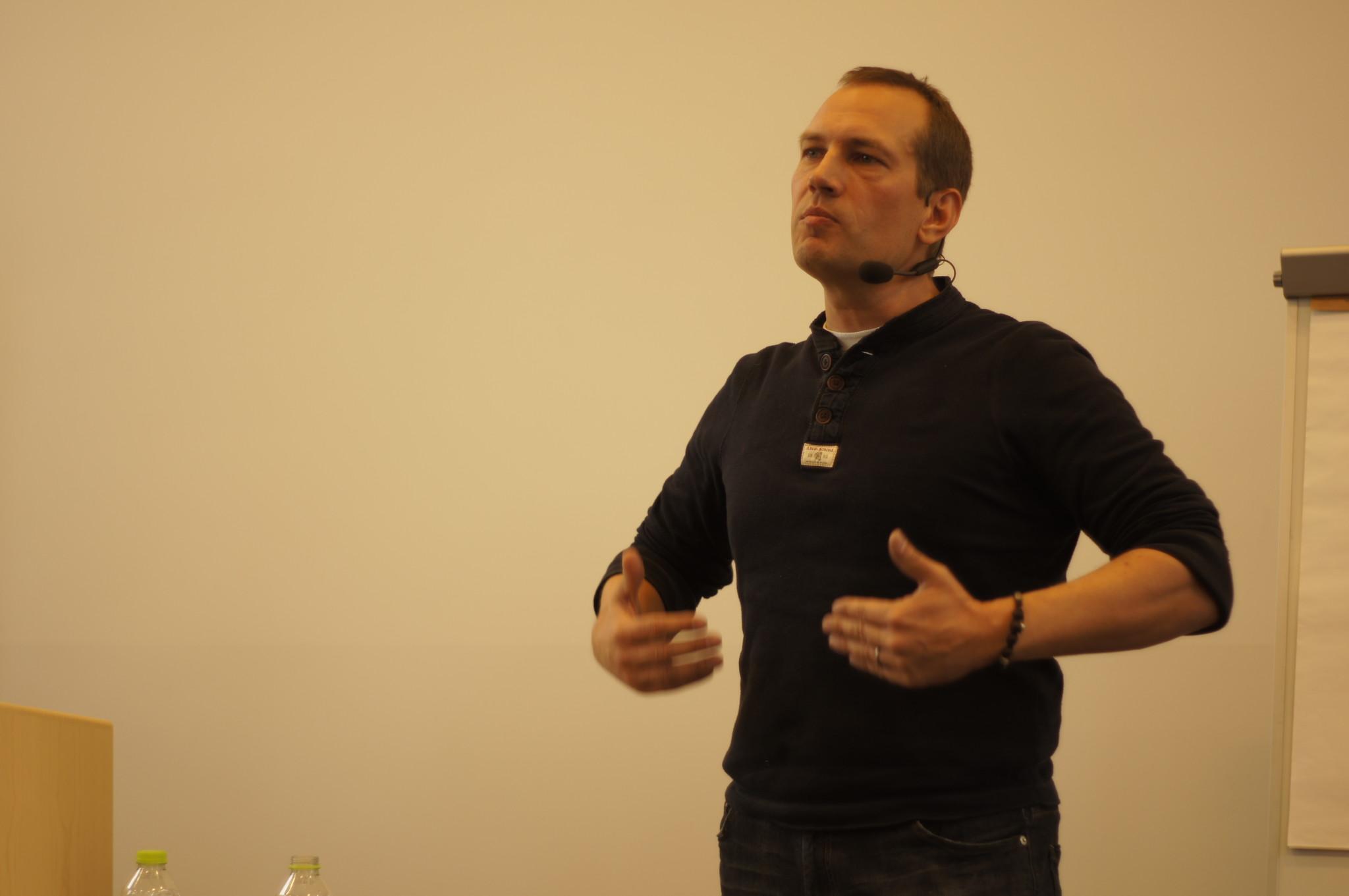 Martin Thorborg: Iværksættere skal droppe selvmedlidenhed