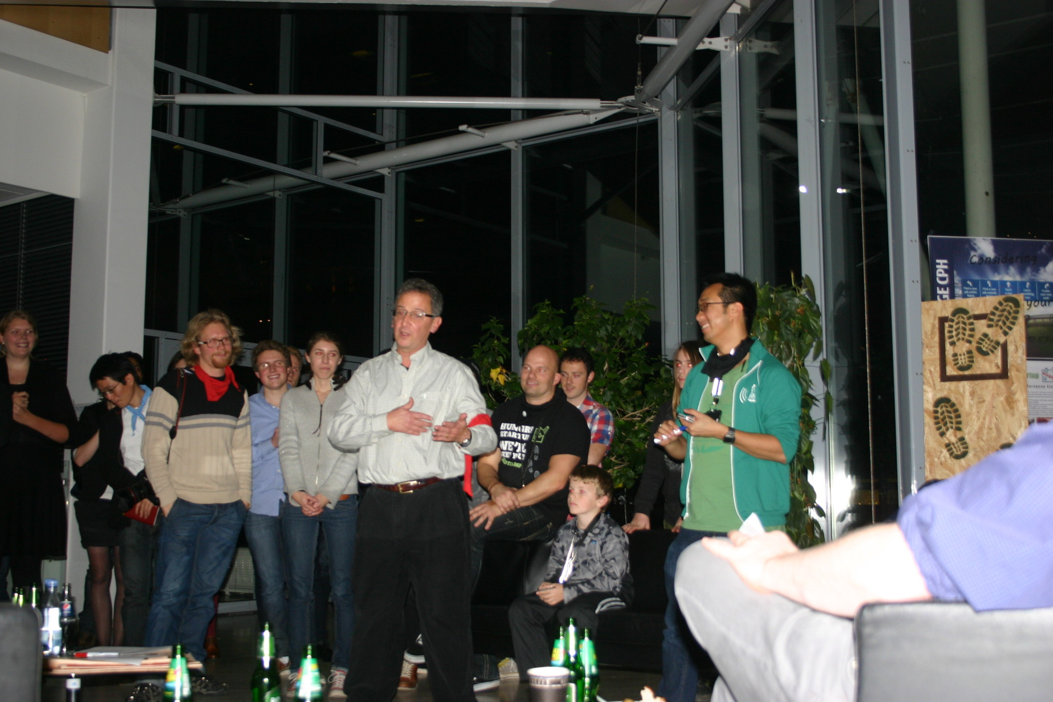 Interview fra Startup Weekend København – Steven Chau
