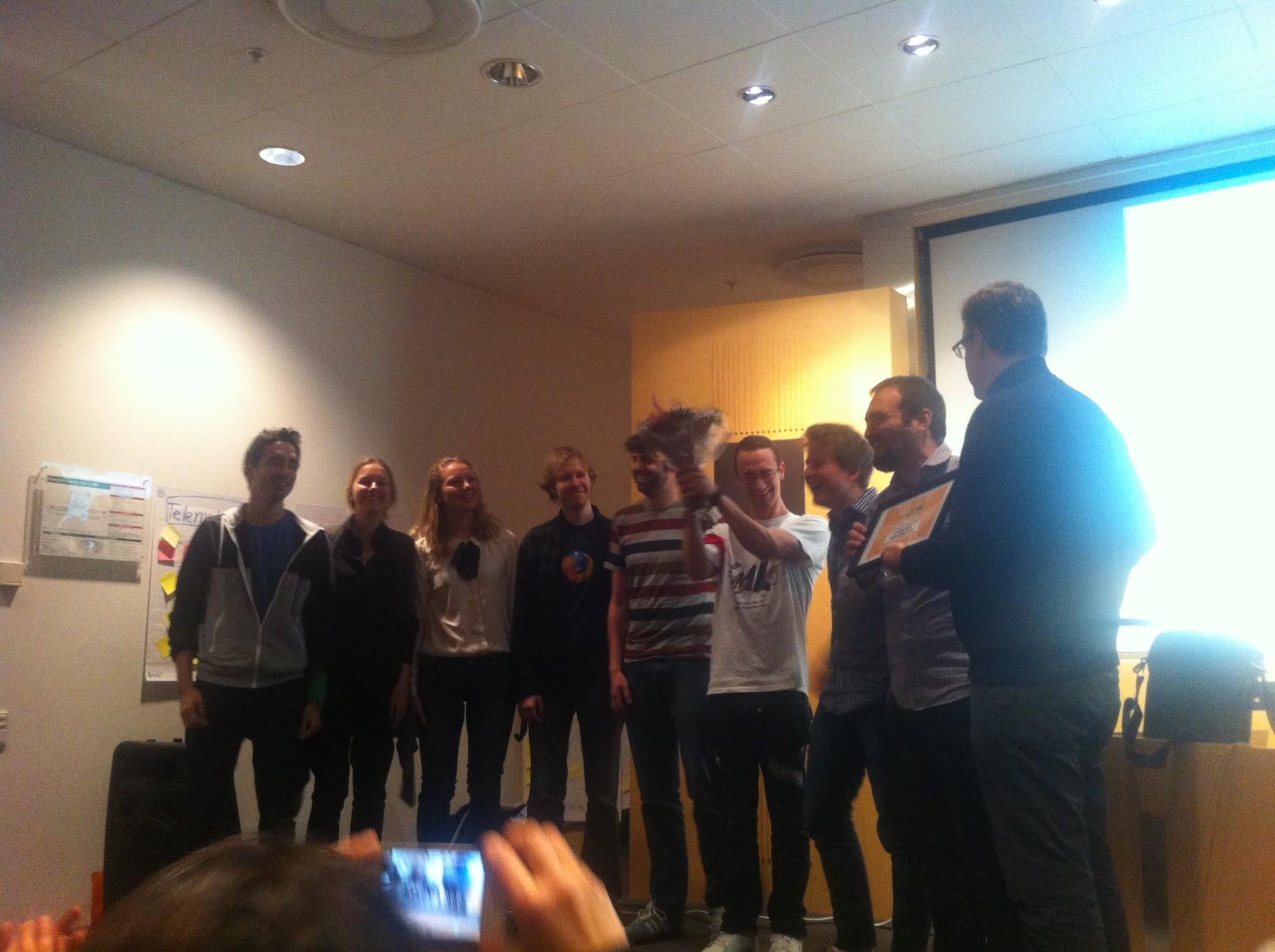 PetConnect vinder Startup Weekend København!