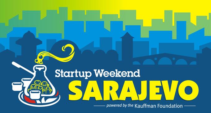 En hilsen fra Startup Weekend i Sarajevo