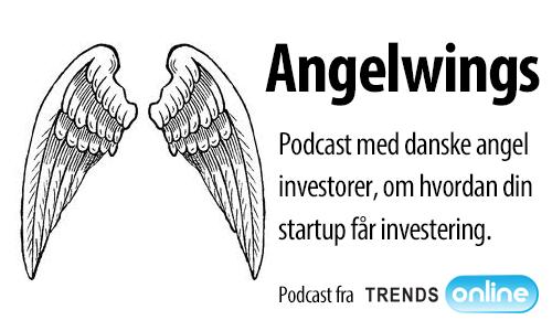 Ny podcast-serie Angelwings – første gang med Jesper Buch