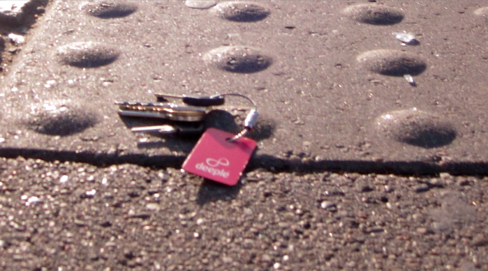 Deeple bruger QR-koder til at hjælpe tabte ting tilbage