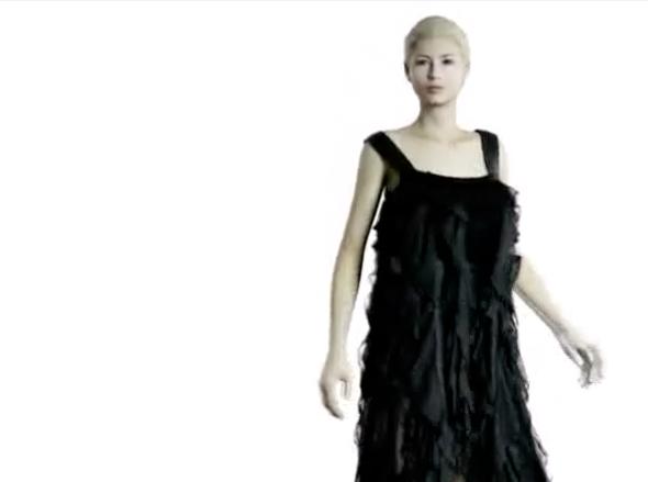 """Ny dansk startup Dressmodel """"syr"""" tøjet online på din krop"""