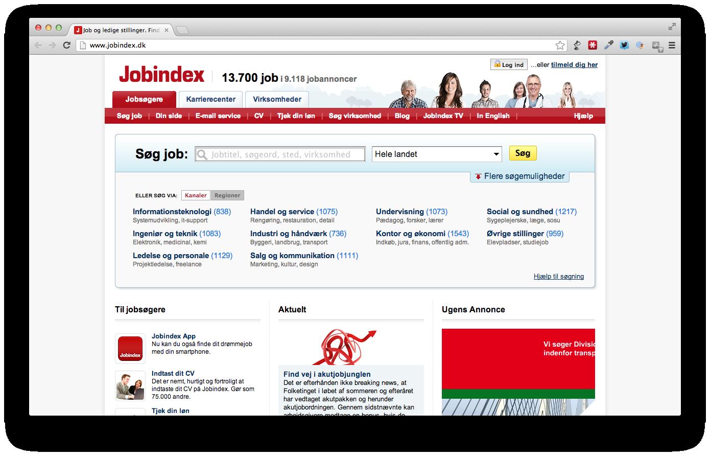 Jobindex køber IDG Denmark og Computer World