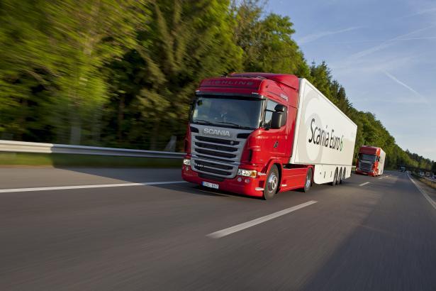 Cargomatch: et webbaseret IT system der registrerer ledig godskapacitet