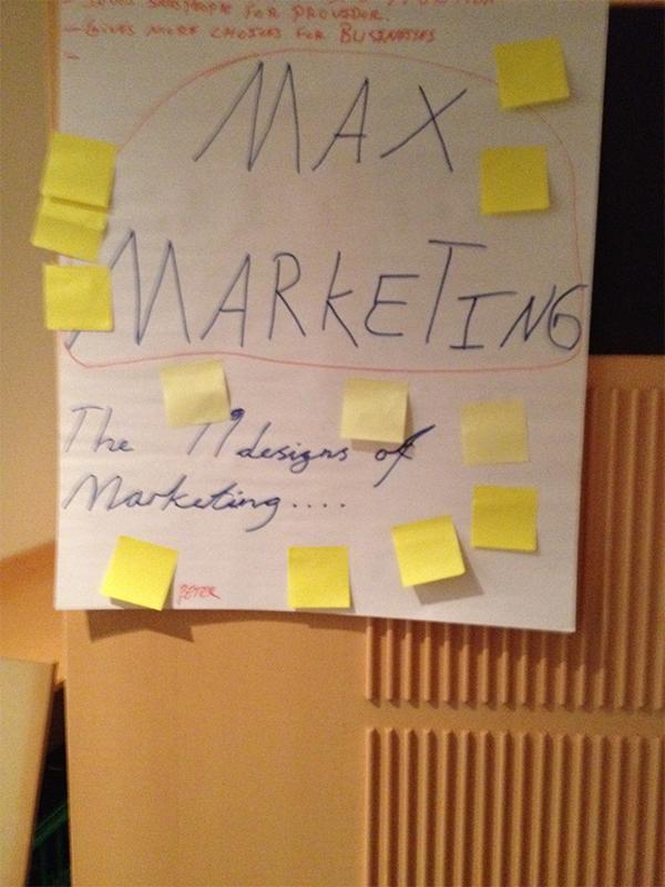 Interview fra Startup Weekend – Peter Trydemann – MaxMarketing
