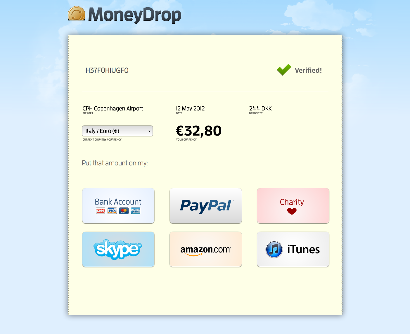 Tech Toolbox – MoneyDrop giver dine småpenge værdi