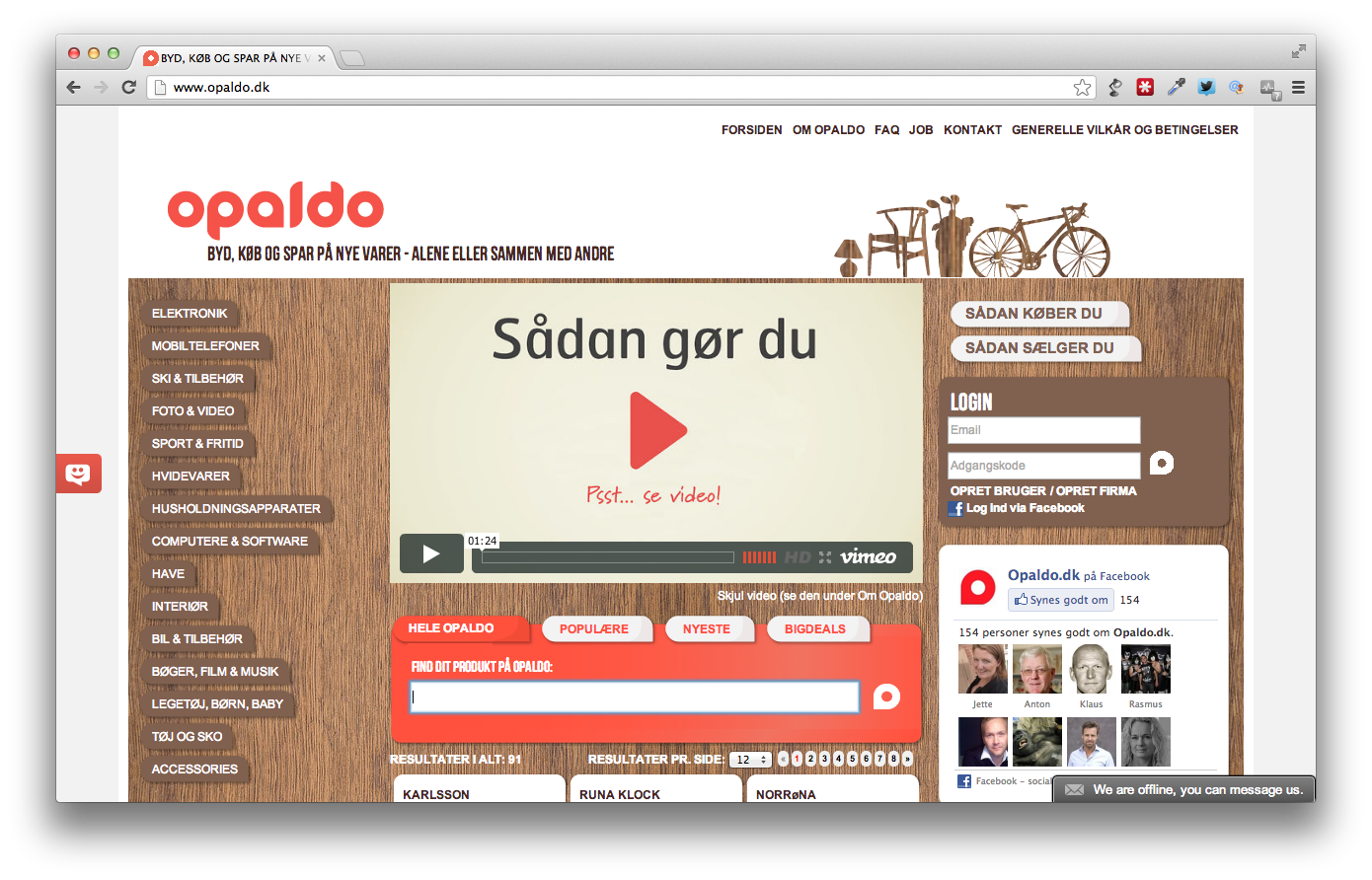 Forhandl dig til bedre priser på onlineplatform Opaldo