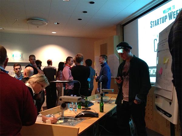 Startup Weekend i København slutter uge 46 med et brag