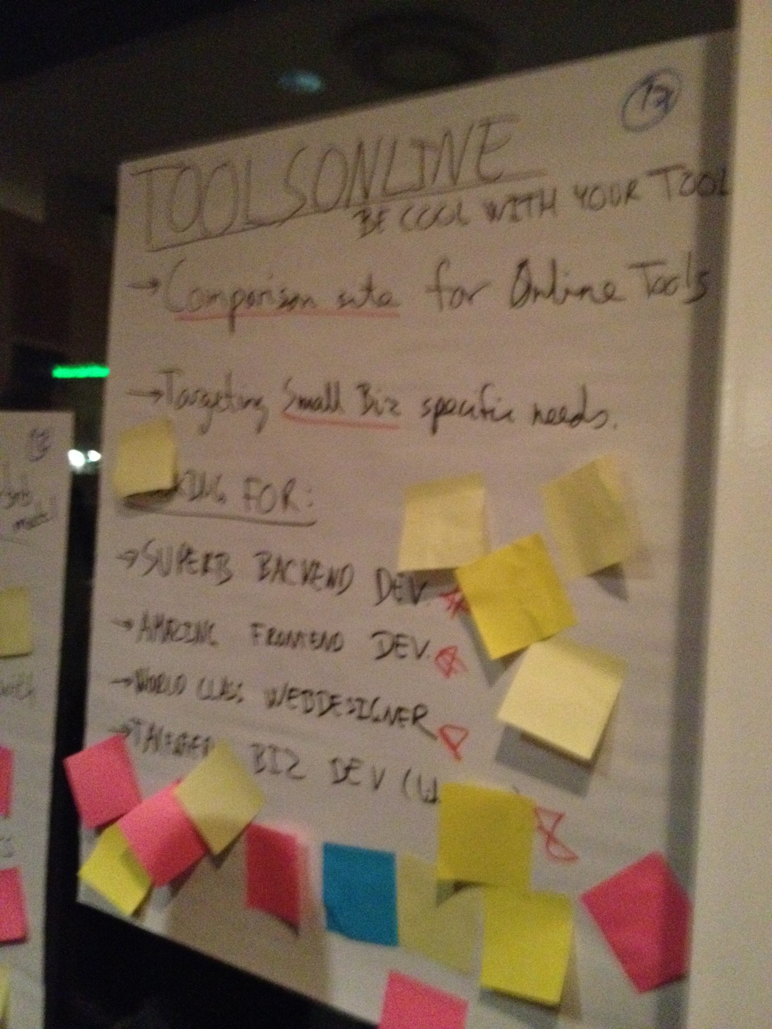 Interview fra Startup Weekend København – Thomas Mølgaard – Toowl