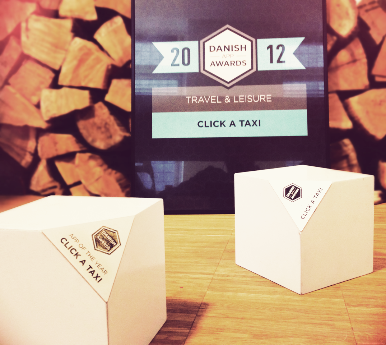 Click A Taxi vinder over Danske Bank, Grundfos og IKEA i Danish App Awards