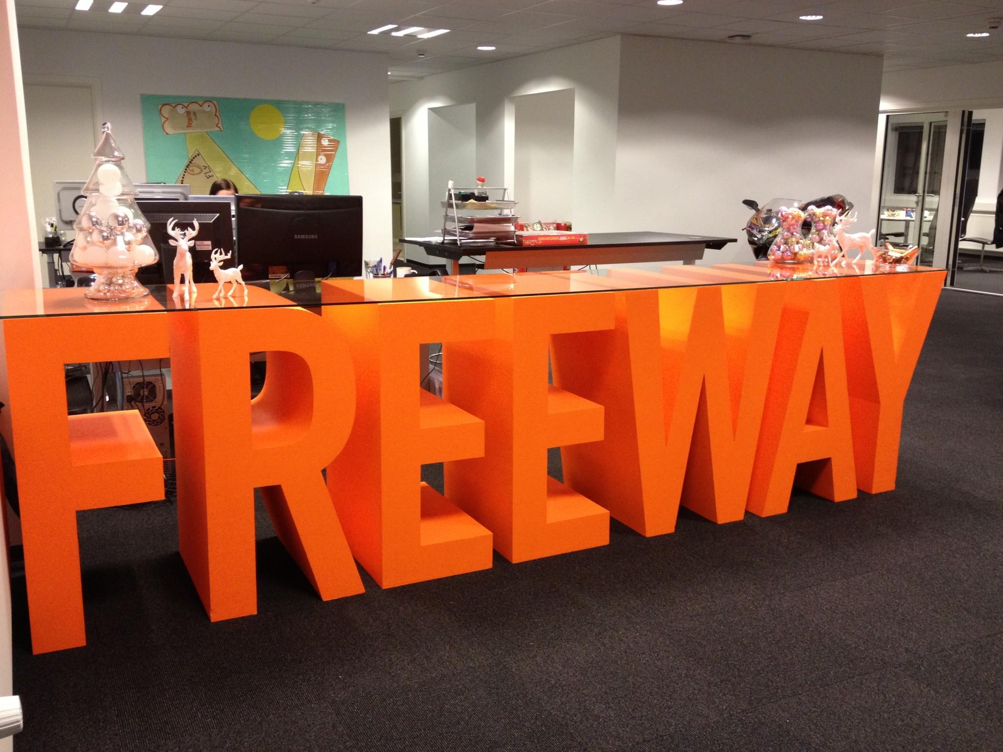Den danske iværksættervirksomhed Freeway udvider stort