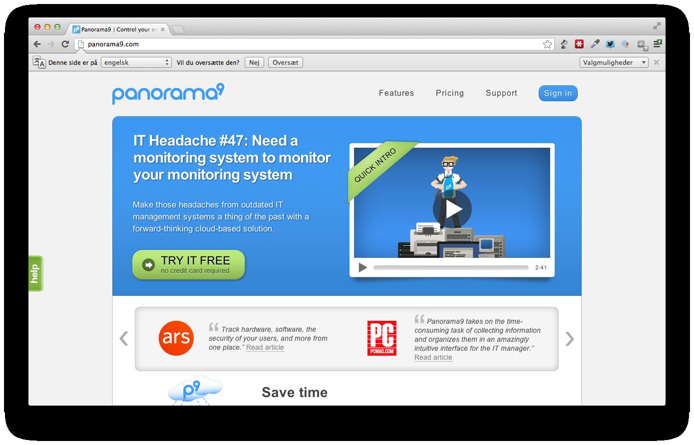 Dansk cloud startup Panorama9 får over 5 millioner i investering