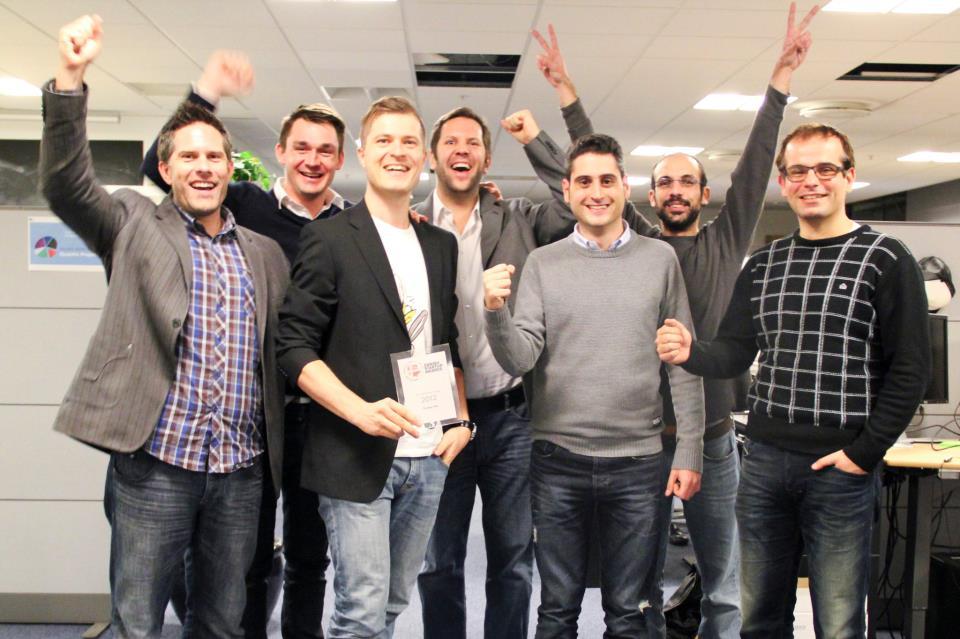 Interview med det nordiske startup awardshow Nordic Startup Award