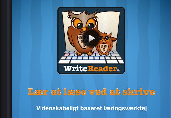 Appen Writereader vil gøre børn bedre til at læse og skrive