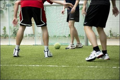 Holdsport.dk – et onlinesystem til koordinering af holdsport