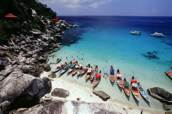 Project Getaway Thailand 2013: Bo og arbejd i paradis!