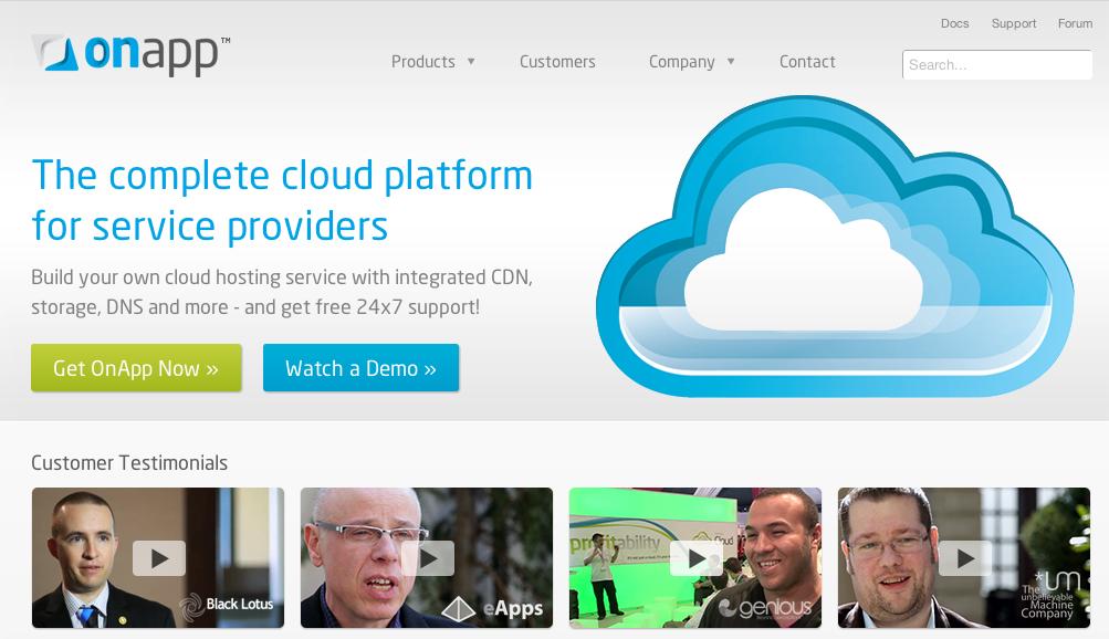 Cloud startuppen OnApp får $20 millioner i investering