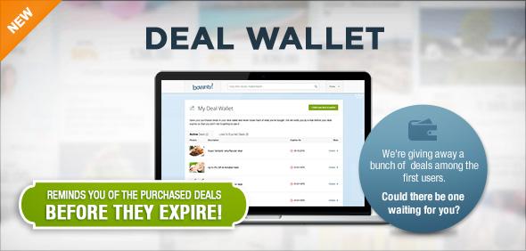 Bownty lancerer Deal Wallet
