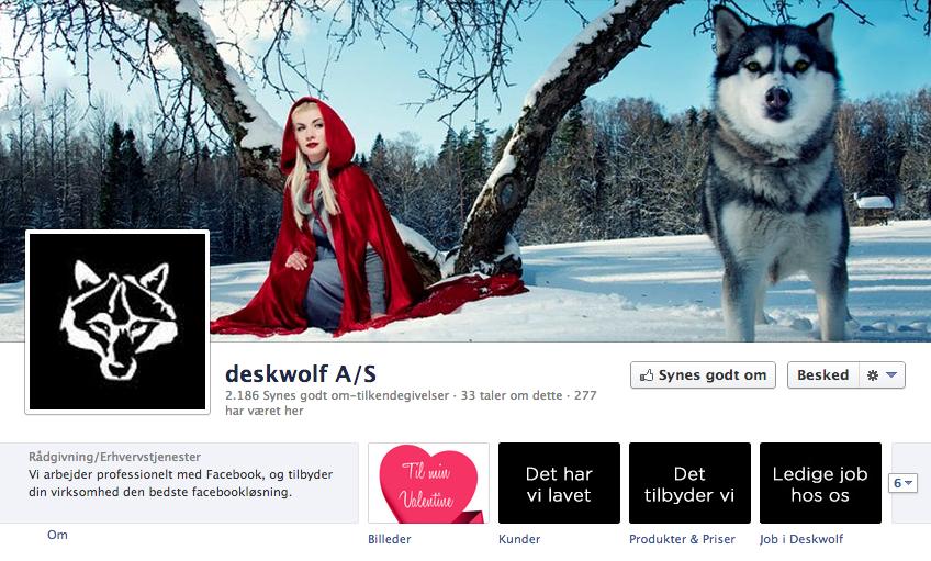 SEED Capital investerer i Deskwolf med speciale i Facebook-løsninger