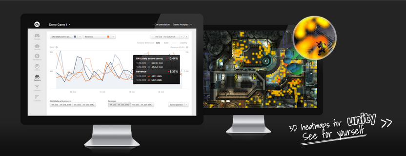 GameAnalytics får 12,5 millioner i investering