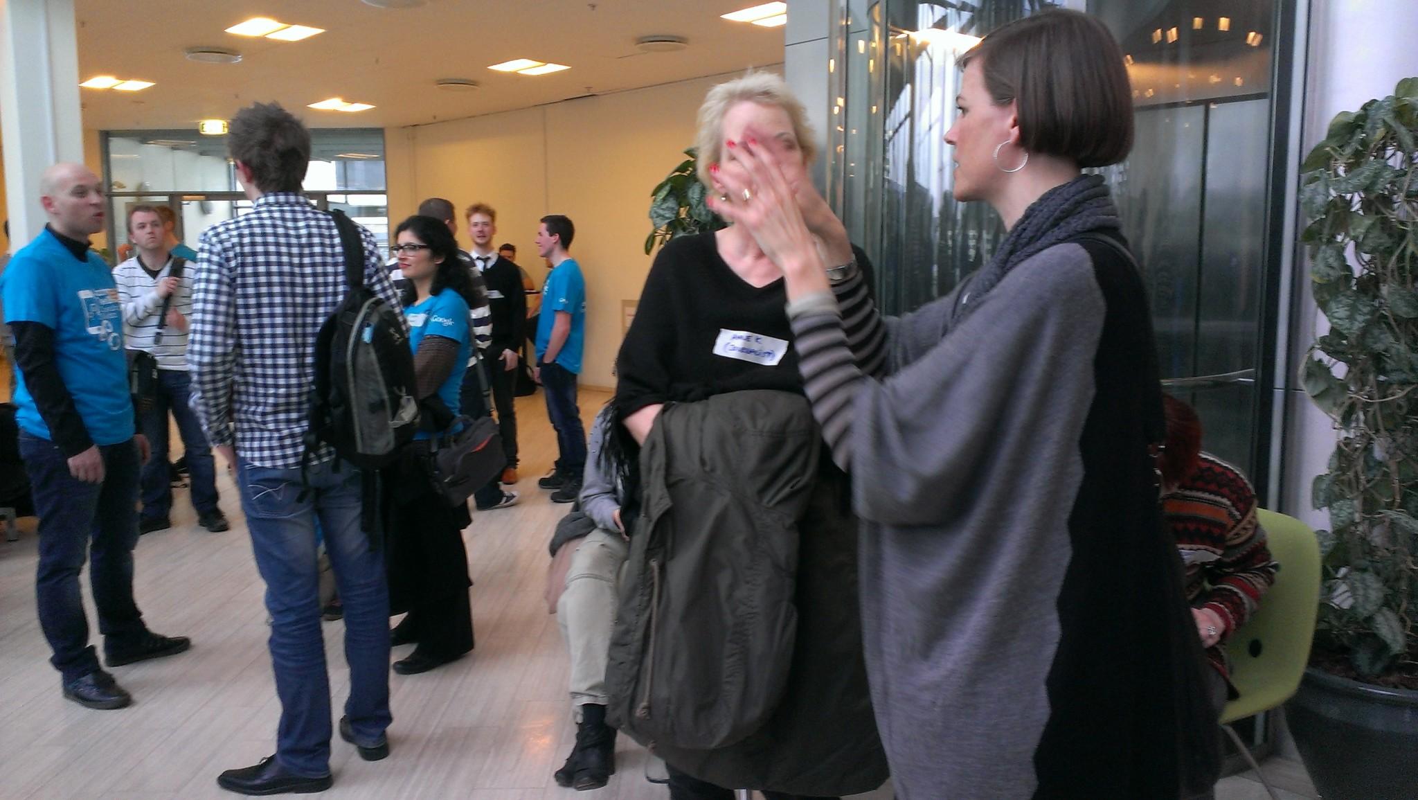 Det glæder deltagerne sig til på swcphmedia