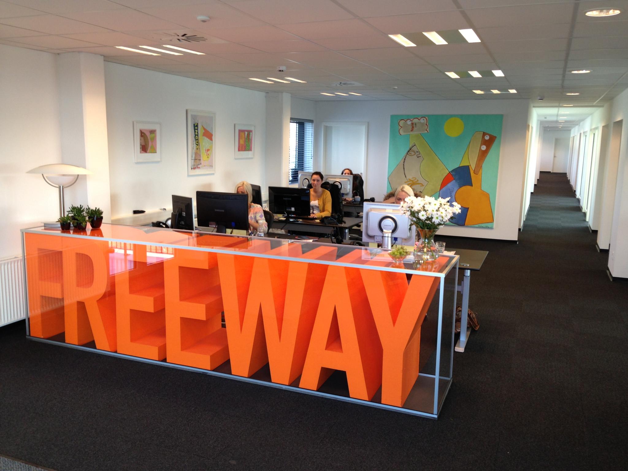 Freeway har succes med vækst og nye forretningsområder
